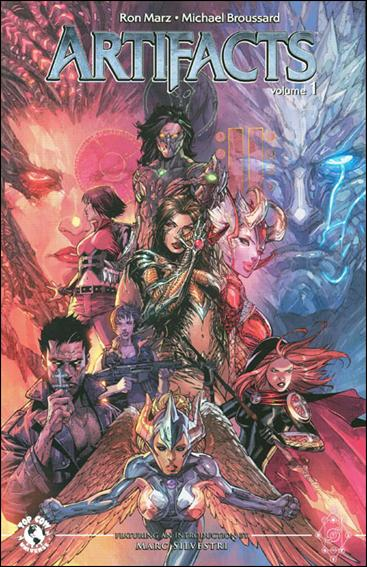 Artifacts 1-A by Top Cow