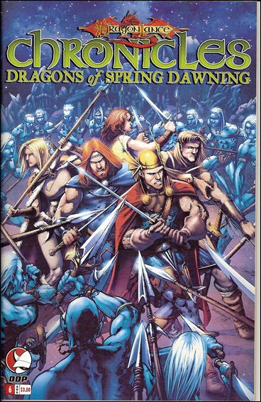 Dragonlance: Chronicles (2007) 6-A by Devil's Due