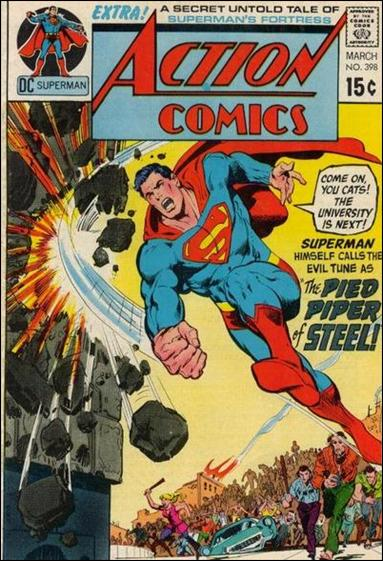 Action Comics (1938) 398-A by DC