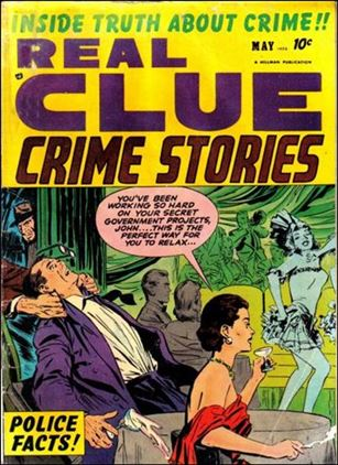 Real Clue Crime Stories (1952) 3-A