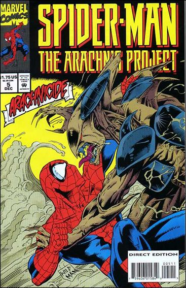 Spider-Man: The Arachnis Project 5-A by Marvel