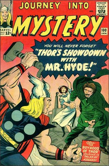 Journey into Mystery (1952) 100-A by Marvel