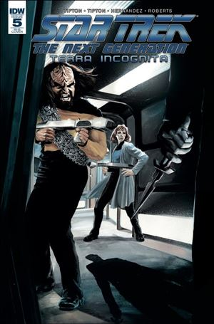 Star Trek: The Next Generation: Terra Incognita 5-D