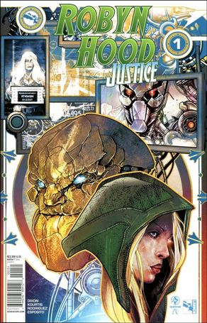 Robyn Hood: Justice 1-E