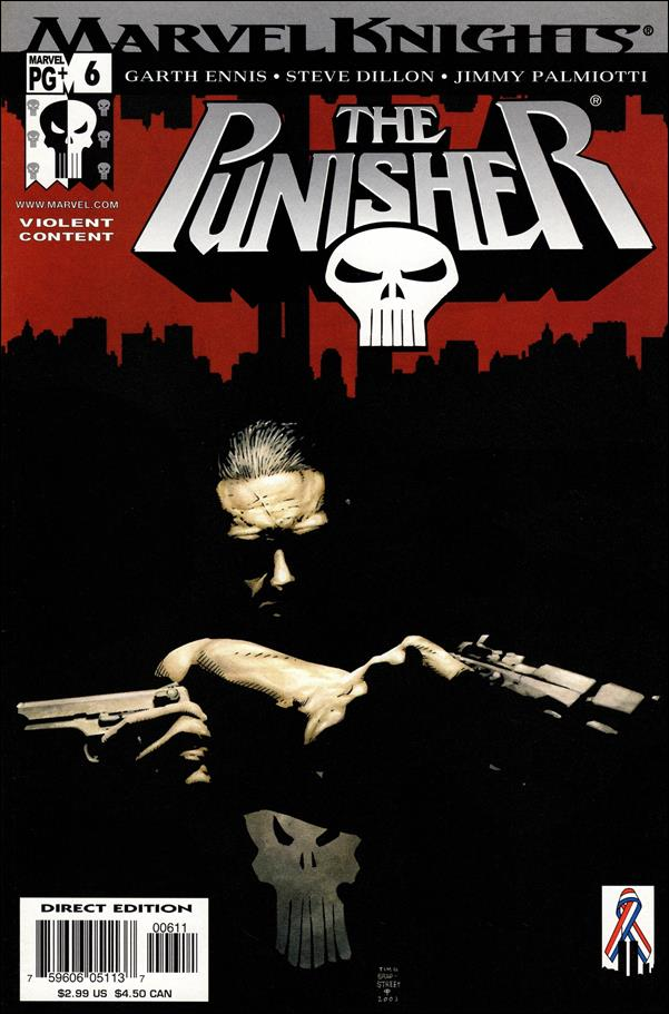 Punisher (2001) 6-A by Marvel