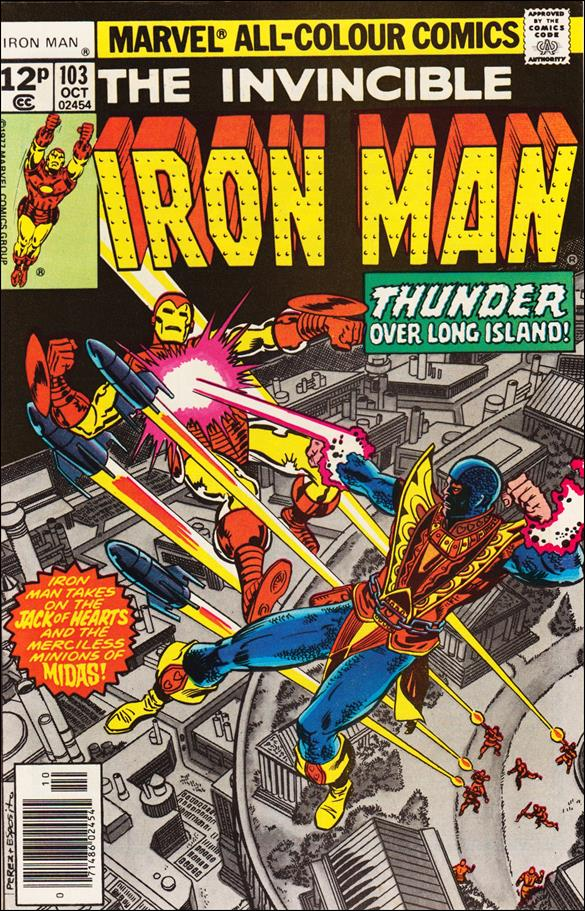 Iron Man (1968) 103-C by Marvel