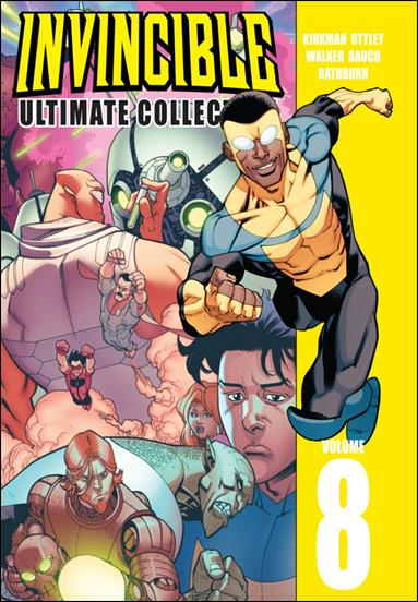 Invincible: Ultimate Collection 8-A by Image