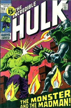 Incredible Hulk (1968) 144-A