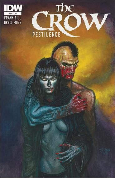 Crow: Pestilence 4-A by IDW