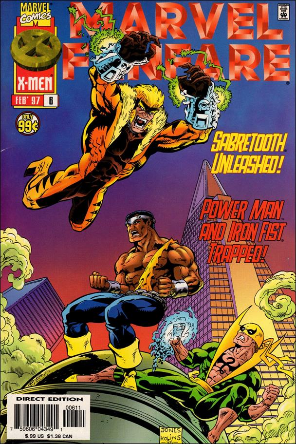 Marvel Fanfare (1996) 6-A by Marvel