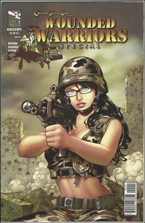 Grimm Fairy Tales Presents Wounded Warriors Special One-Shot-A