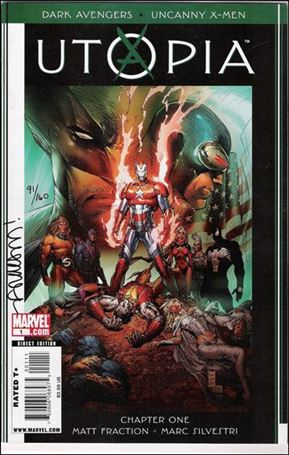 Dark Avengers/Uncanny X-Men: Utopia 1-F