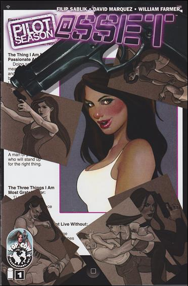 Pilot Season: The Asset 1-A by Top Cow