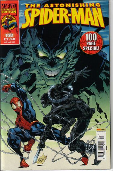 Astonishing Spider-Man (UK) (1995) 150-A by Marvel UK