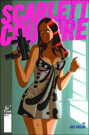 Scarlett Couture 2-B