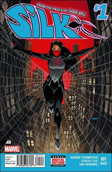 Silk (2015) 1-F by Marvel
