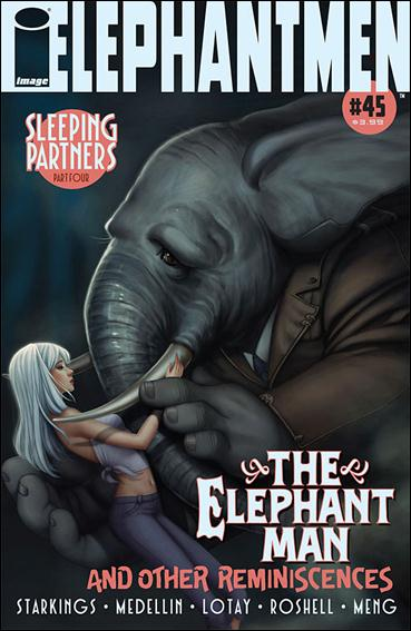 Elephantmen 45-A by Image