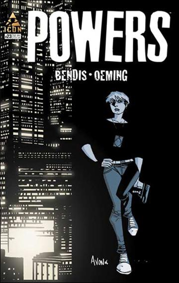 Powers (2004) 23-A by Icon