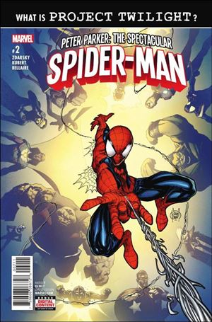 Peter Parker: The Spectacular Spider-Man 2-A