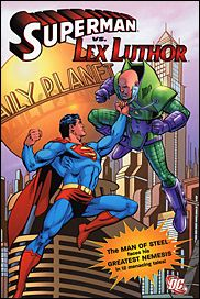 Superman vs Lex Luthor 1-A by DC