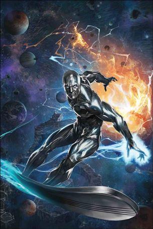 Silver Surfer: The Best Defense 1-C