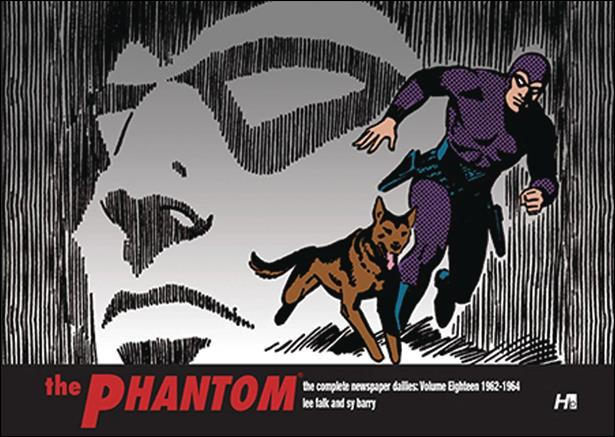Phantom: The Newspaper Complete Dailies 18-A by Hermes Press