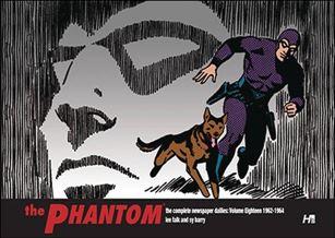 Phantom: The Newspaper Complete Dailies 18-A