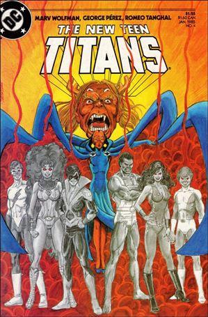New Teen Titans (1984) 4-A