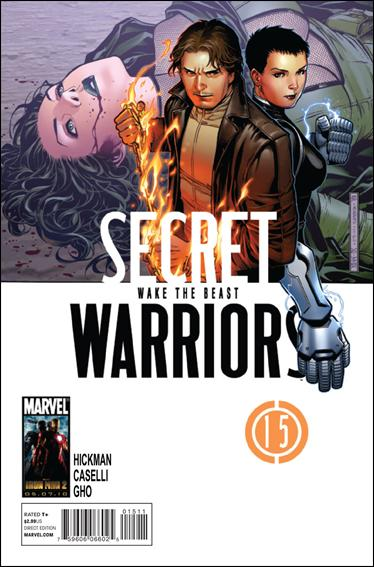 Secret Warriors (2009) 15-A by Marvel