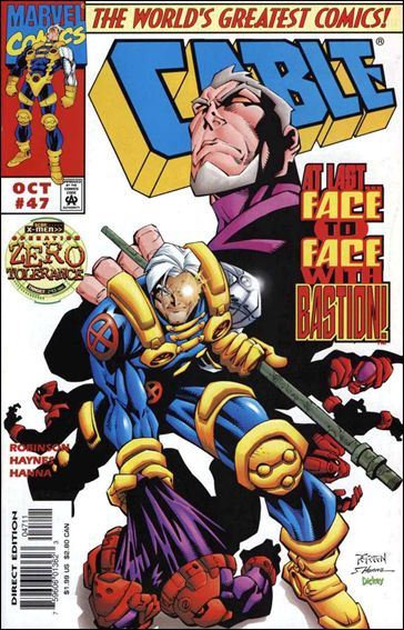 Cable (1993) 47-A by Marvel