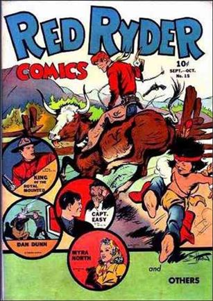 Red Ryder Comics 15-A