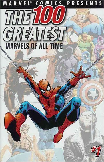 100 Greatest Marvels of All Time 10-A by Marvel