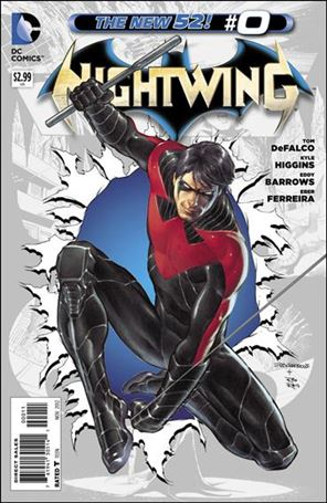 Nightwing (2011) 0-A