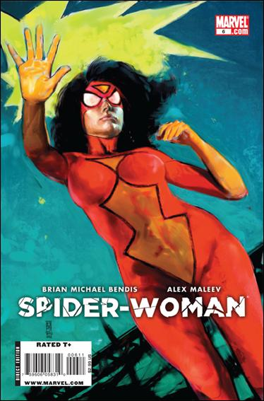 Spider-Woman (2009) 6-A by Marvel