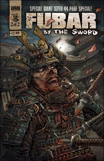 Fubar: By the Sword 2-A by FUBAR Press