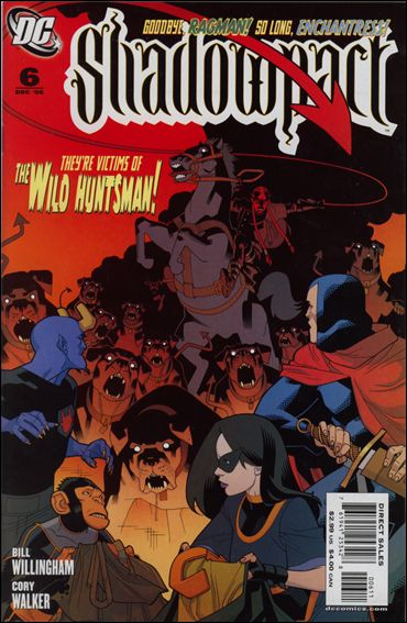 Shadowpact 6-A by DC
