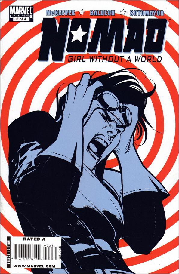Nomad: Girl Without a World 3-A by Marvel