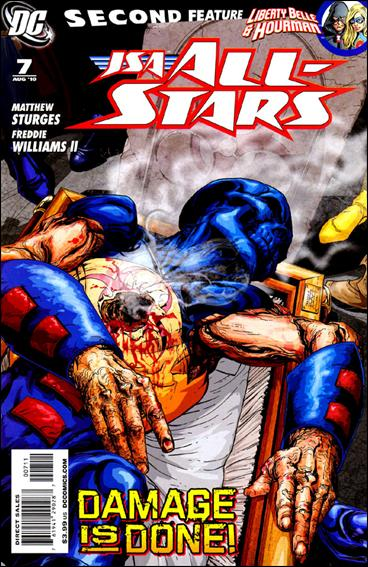 JSA All-Stars 7-A by DC