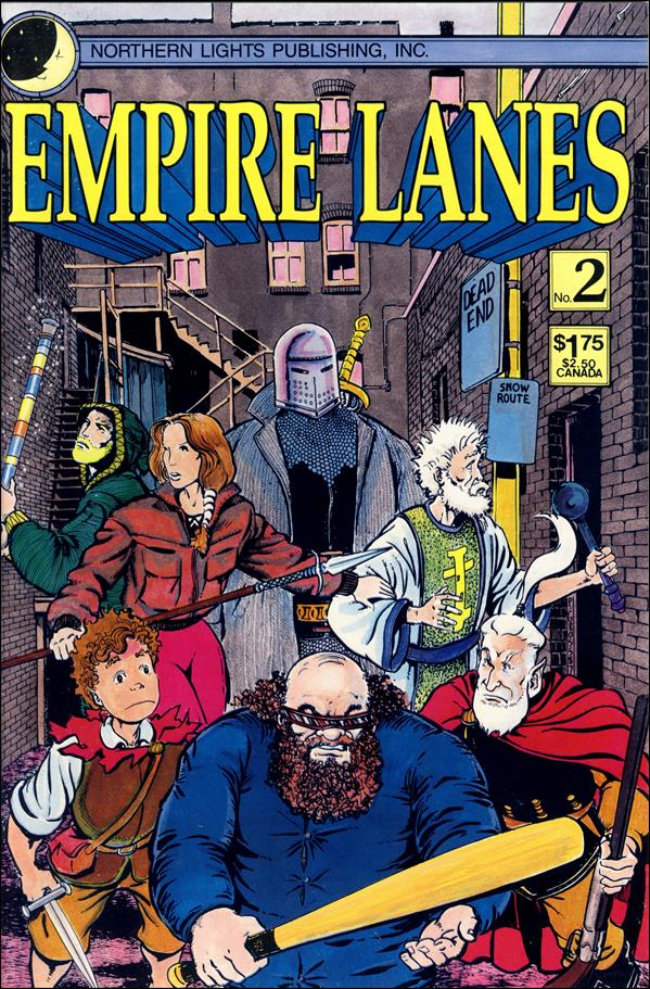 Empire Lanes (1986) 2-A by Northern Lights Publishing, Inc