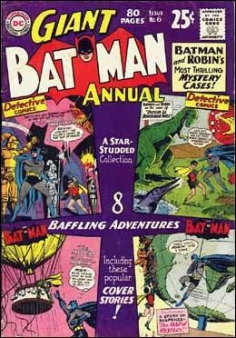 Batman Annual (1961) 6-A by DC