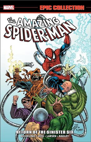 Amazing Spider-Man: Epic Collection 21-A