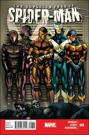Superior Foes of Spider-Man 8-A
