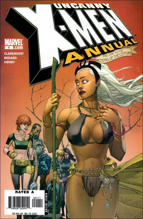 Uncanny X-Men Annual '1'-A by Marvel