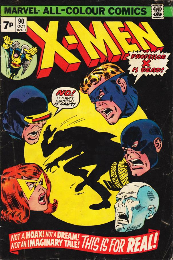 X-Men (1963) 90-B by Marvel