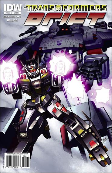 Transformers: Drift 2-B by IDW