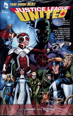 Justice League United 1-A