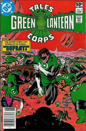 Tales of the Green Lantern Corps 2-A