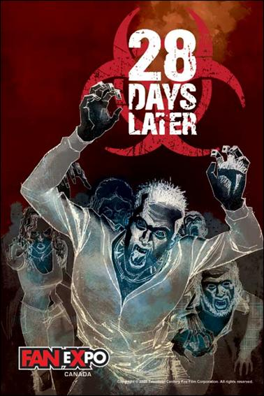 28 Days Later 1-F by Boom! Studios