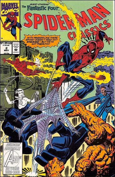 Spider-Man Classics 2-A by Marvel