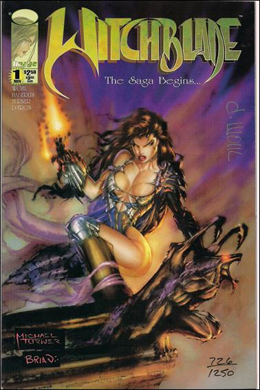 Witchblade (1995) 1-L by Top Cow